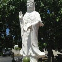 Photo taken at Chua Loc Uyen Vietnamese Buddhist Temple by Tasty Chomps O. on 7/21/2013