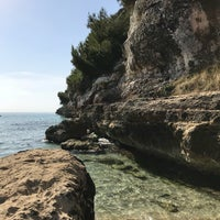 Photo taken at Cala Romantica by Anna S. on 7/7/2018