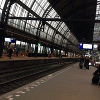 Photo taken at Spoor 13 by Hide42o m. on 12/4/2013