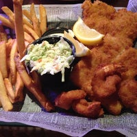Photo taken at Batter'D-Fried Boston Seafood by Mechele N. on 4/24/2013