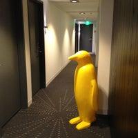 Photo taken at 21c Museum Hotels - Cincinnati by Keith B. on 2/25/2013