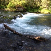 Photo taken at Ptarmigan Creek by Neil on 7/4/2014