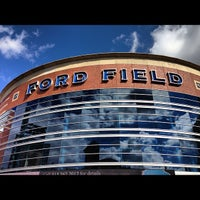 Photo taken at Ford Field by Jay D. on 9/30/2012