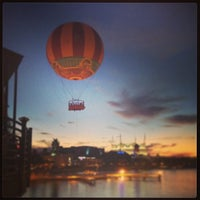 Photo taken at Disney Springs The Landing by Jay D. on 12/28/2012