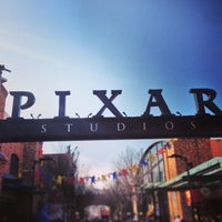 Photo taken at Pixar Place by Jay D. on 2/21/2013