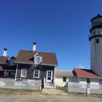 Photo taken at Highland Lighthouse by Martin K. on 10/10/2016
