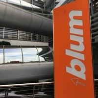 Photo taken at Julius Blum GmbH Werk 2 (Zentralwerk) by Oliver Z. on 1/21/2016