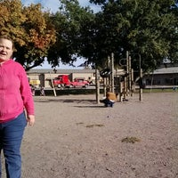 Photo taken at Horsey Park by Sue P. on 10/19/2012