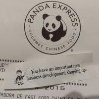 Photo taken at Panda Express by Allan V. on 7/29/2013