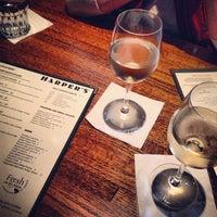 Photo taken at Harper's Restaurant by Graeme F. on 12/29/2012