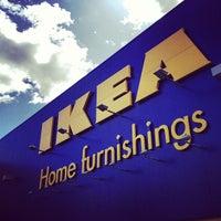 Photo taken at IKEA by Graeme F. on 3/30/2013