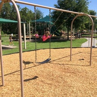 Photo taken at Urfer Family Park by Lisa S. on 6/4/2014