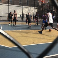 Photo taken at West 4th Street Courts (The Cage) by Charles V. on 9/21/2017