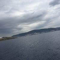 Photo taken at Denizin Tam Ortasında by Özgür Deniz G. on 1/30/2017
