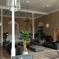 Photo taken at Hotel Termas Pallarés by Rafa M. on 4/6/2013