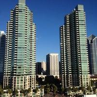 Photo taken at Wyndham San Diego Bayside by Uzi M. on 10/13/2012