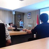 Photo taken at PT Pelindo II by Paulus C. on 6/30/2014