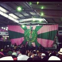 Foto tirada no(a) G.R.E.S. Estação Primeira de Mangueira por Bruna G. em 10/13/2012