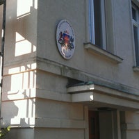 Photo taken at Botschaft Der Republik Lettland by Hugo D. on 10/4/2014