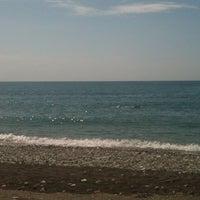 Foto tomada en Playa del Peñoncillo por Raúl C. el 5/4/2013