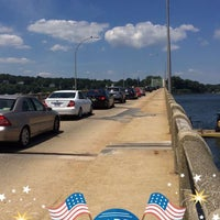 Photo taken at Oceanic Bridge by Brian W. on 7/4/2016