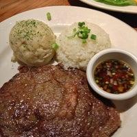 3/3/2013にKOBAXがOutback Steakhouse 池袋店で撮った写真