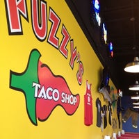 Photo taken at Fuzzy's Taco Shop by J B. on 9/30/2012