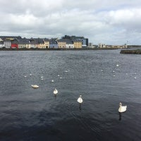 Photo taken at Claddagh Quay by riccardo p. on 5/16/2015