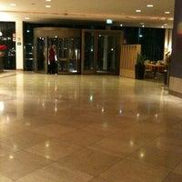 Photo taken at Hilton Milan by riccardo p. on 12/8/2012