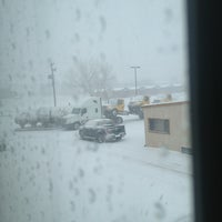 Photo taken at Holiday Inn Express by Les M. on 3/9/2013