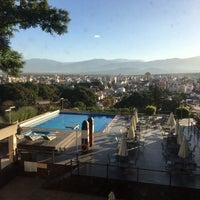 Photo taken at Sheraton Salta Hotel by Gustavo Y. on 5/22/2017