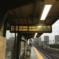 Photo taken at MBTA Science Park / West End Station by Amber Y. on 1/16/2016