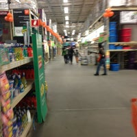 Photo taken at The Home Depot by Los E. on 1/21/2013