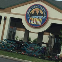 Photo taken at Akwesasne Mohawk Casino by Cheley F. on 6/2/2016