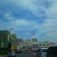 Photo taken at Kawasan Mega Mas by Lieee ♡. on 8/19/2013