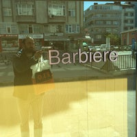 Photo taken at Barber Shop Ercan by Ediz D. on 4/16/2016