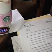 Photo taken at Starbucks by Maureen M. on 10/31/2013