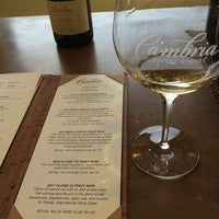 Photo taken at Cambria Winery by Melanie on 10/14/2014