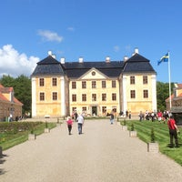 Photo taken at Christinehofs Slott by Susanne N. on 5/17/2014