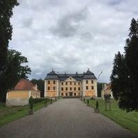 Photo taken at Christinehofs Slott by Susanne N. on 8/9/2016