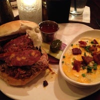 Photo taken at Kenny's Smokehouse by Nathan V. on 4/24/2013