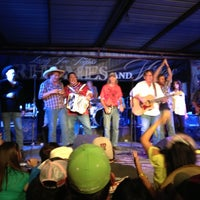 Photo taken at Larry Joe Taylor's Texas Music Festival by Nathan V. on 9/23/2012