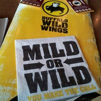 Photo taken at Buffalo Wild Wings by Rebecca C. on 3/15/2013