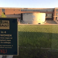 Photo taken at BEST Building - KU Edwards by Lindsey C. on 4/21/2017