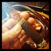 Photo taken at La Casa Del Tabaco Cigar Lounge by William C. on 12/26/2014