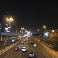 Photo taken at King Fahad Road by Mhd S. on 6/12/2018