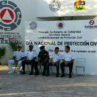 Photo taken at Instituto De Proteccion Civil by Marco L. on 9/19/2015
