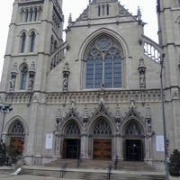 Photo taken at Saint Paul Cathedral by Pierre W. on 1/10/2013