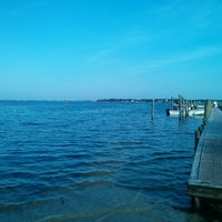Photo taken at Pirate's Cove Marina & Restaurant by Dean L. on 3/29/2013