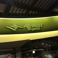 Photo taken at Mid Valley Megamall by Nyonya C. on 3/16/2013